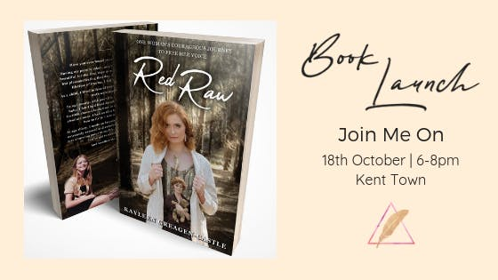 """ADELAIDE Book Launch - """"Red Raw"""""""