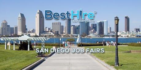 San Diego Job Fair August 15, 2019 - Hiring Events & Career Fairs in San Diego, CA  tickets