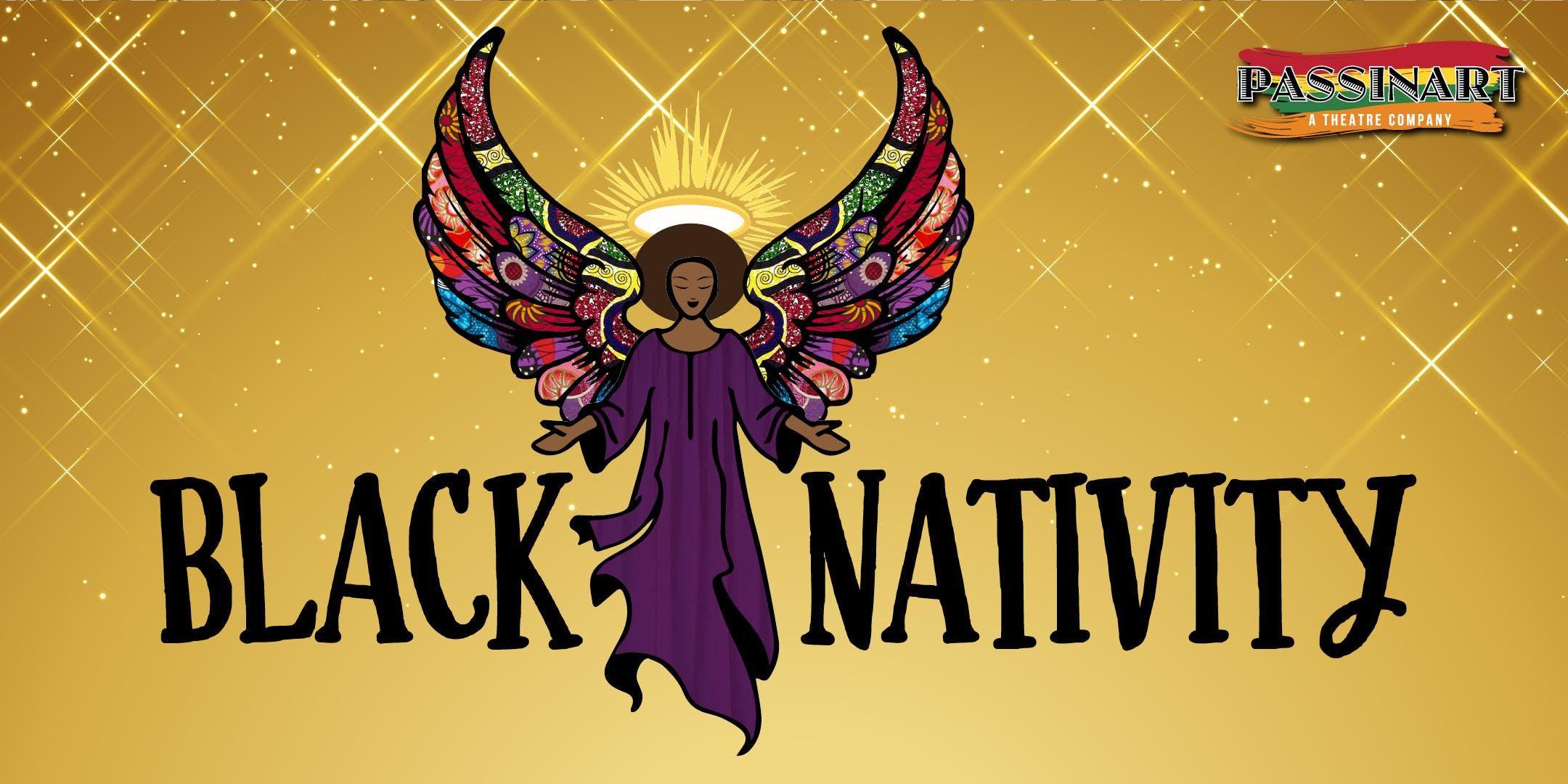 Black Nativity: A Gospel Songplay by Langston