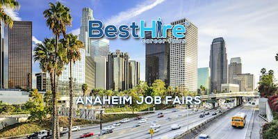 Anaheim Job Fair July 17, 2019 - Hiring Events & Career Fairs in Anaheim, CA