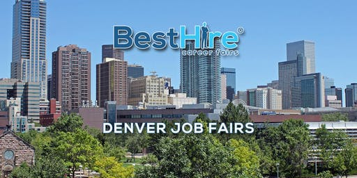 Denver Job Fair September 26, 2019 - Hiring Events & Career Fairs in Denver, CO