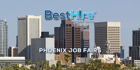 Phoenix Job Fair June 20, 2019 - Career Fairs tickets
