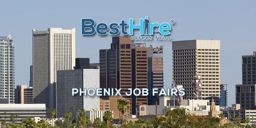 Phoenix Job Fair November 6, 2019 - Hiring Events & Career Fairs in Phoenix, AZ