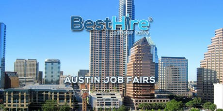 Austin Job Fair July 18, 2019 - Hiring Events & Career Fairs in Austin, TX  tickets