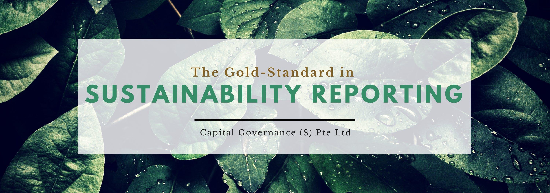 The GOLD Standard - 2019 January GRI Standard
