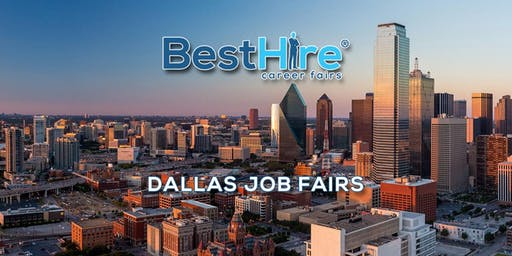 Dallas Job Fair October 10, 2019 - Hiring Events & Career Fairs in Dallas, TX