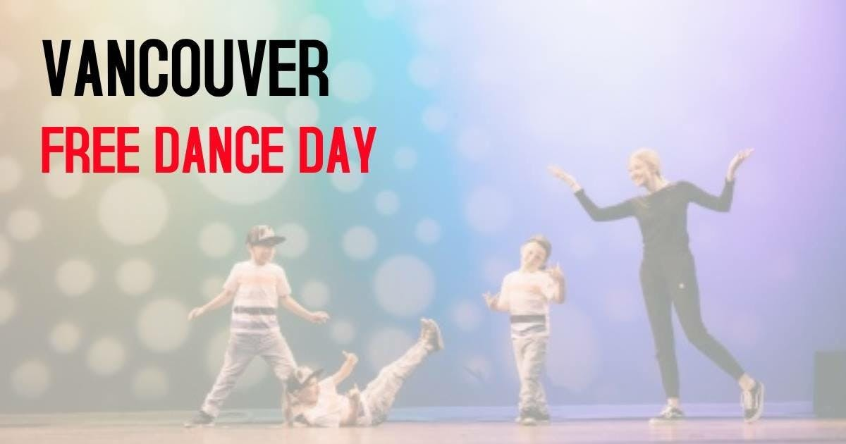 Free Dance Day - Vancouver Edition