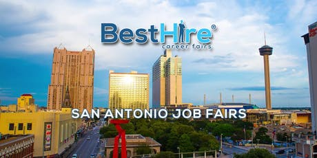San Antonio Job Fair September 19, 2019 - Hiring Events & Career Fairs in San Antonio, TX tickets