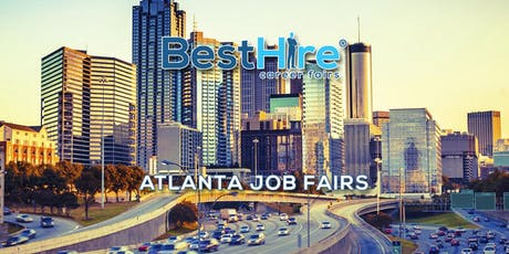 Atlanta Job Fair July 11, 2019 - Hiring Events & Career Fairs in Atlanta, GA  tickets