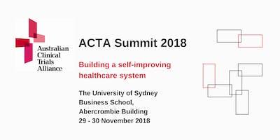 ACTA Summit 2018