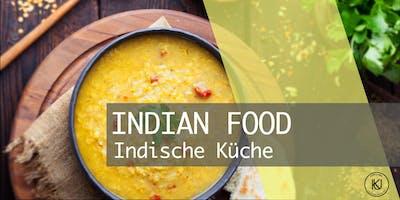 Indischer Kochkurs mit Rahul Nelson