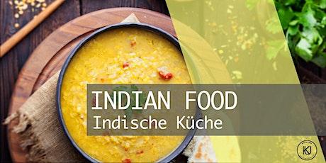 Indischer Kochkurs mit Rahul Nelson Tickets