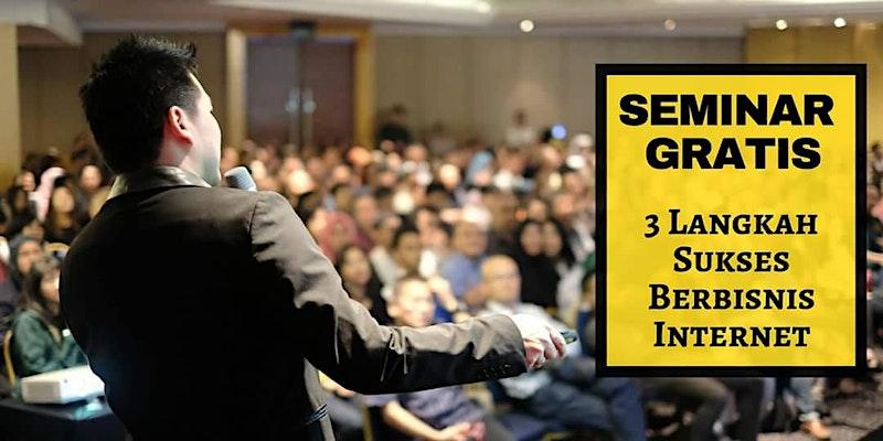 Seminar Bisnis Internet Gratis BOOST