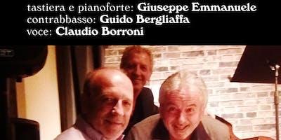 Jazz con Claudio Borroni Trio