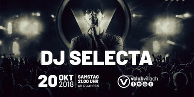 DJ Selecta & PowerKryner LIVE im V-Club Villach