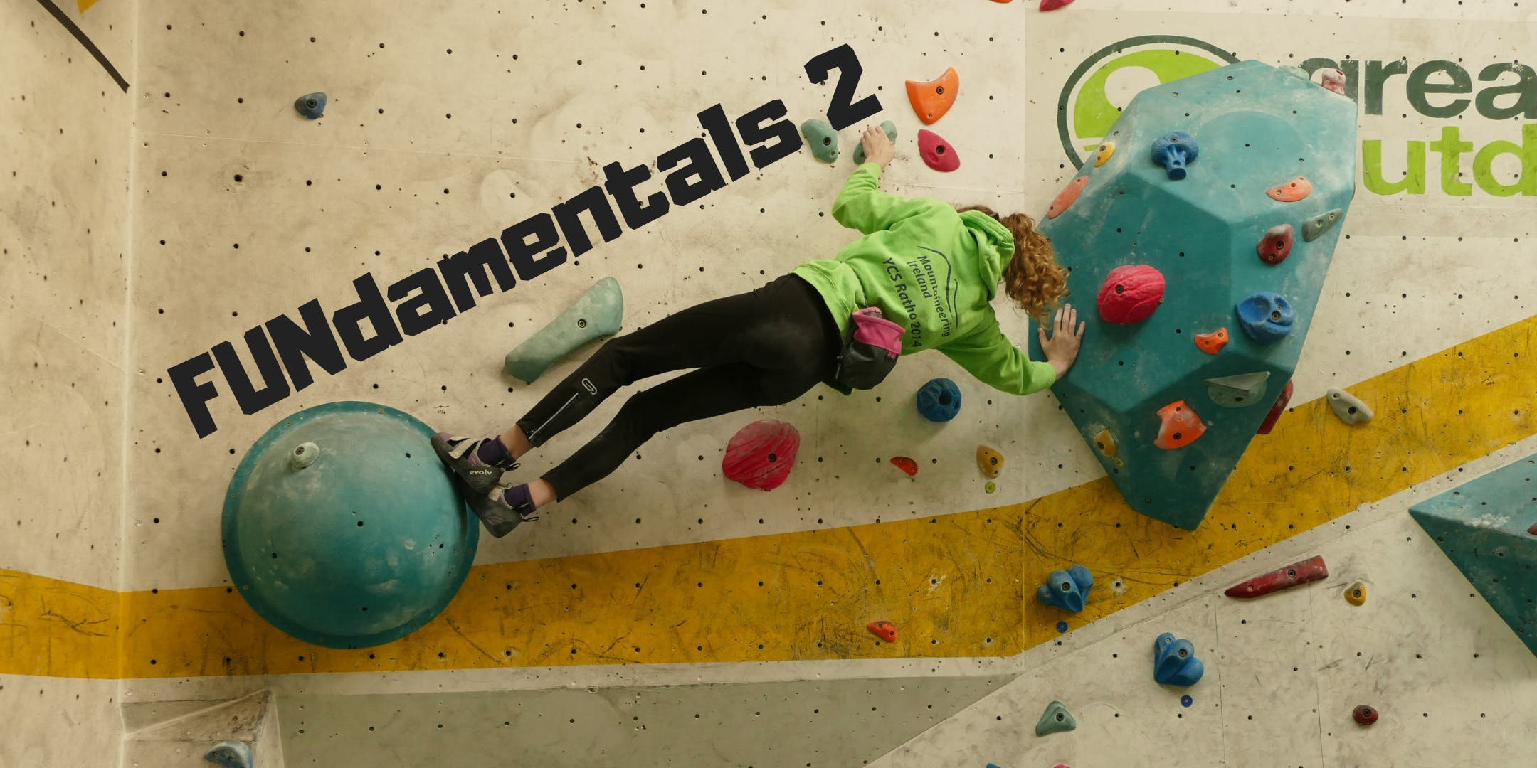 FUNdamentals of Climbing 2 - Nov - Gravity Climbing Centre