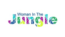 Woman in The Jungle  logo