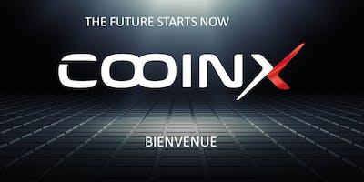 COOINX - MEETING D'ENTREPRENEUR - INVITÉ SPÉCIAL - M. C. EHLIZ