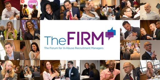 The Forum for In-House Recruiters (The FIRM) Manchester Autumn Conference 2019