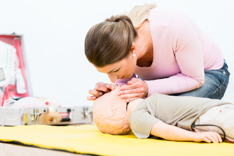 Antenatal First Aid, 19.00 - 21.30, 18/12/201