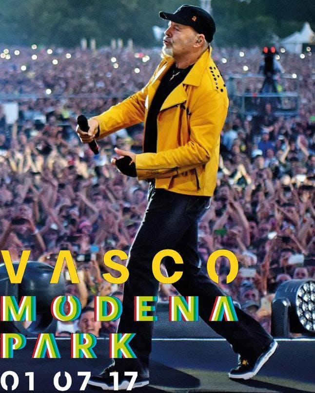 "Film ""Vasco Modena Park"" (2017) di Giuseppe R"