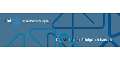 PRAXIS-WORKSHOP: Wie Sie mit Bordmitteln Ihren eigenen digitalen Fahrplan entwickeln
