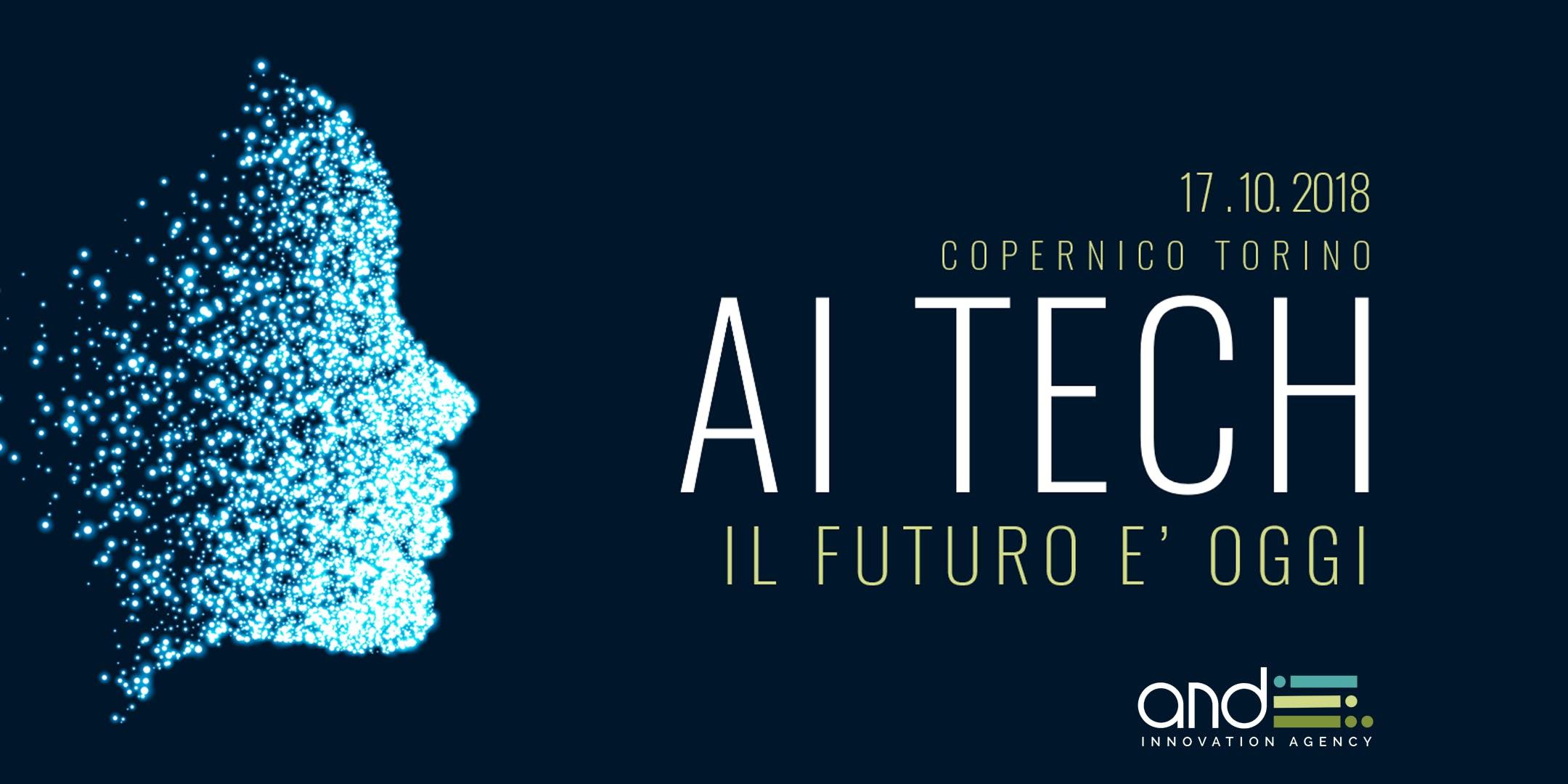 AI TECH DAY 2018 & SPEED DATE: Intelligenza A