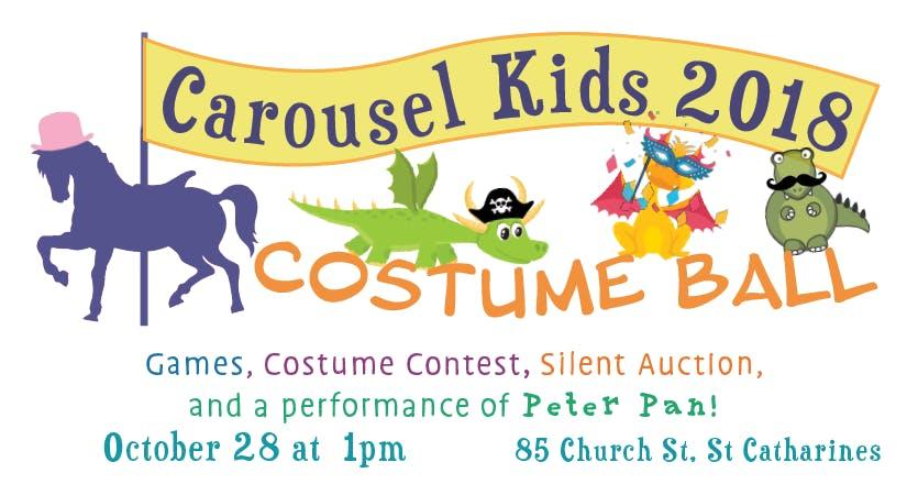 Carousel Kids! 2018 (with Peter Pan)