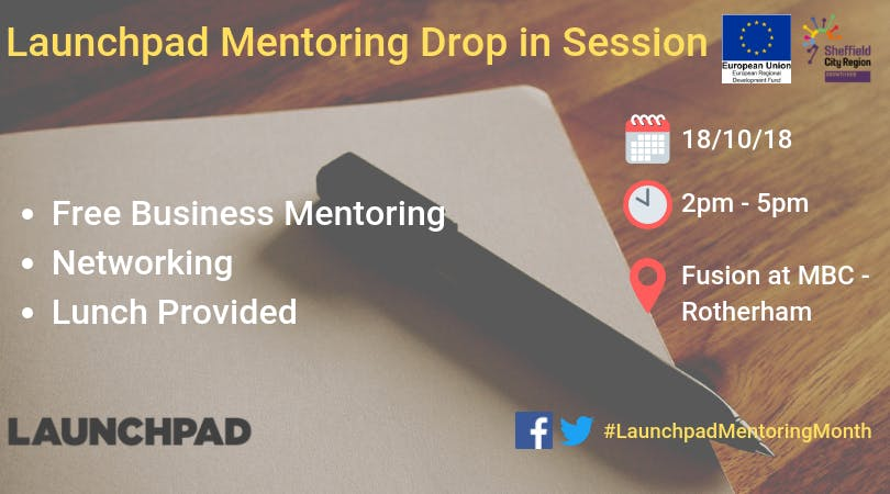 Launchpad Mentoring Drop-in Session