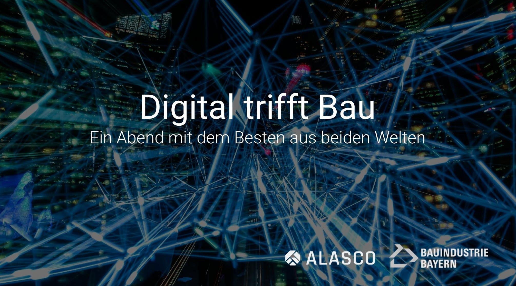 Digital trifft Bau
