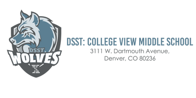 DSST: College View MS Family Tours 2018-19