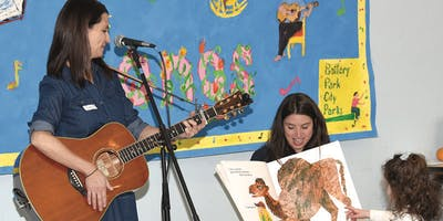 Stories and Songs - Session 1 (9:40 - 10:20am) age