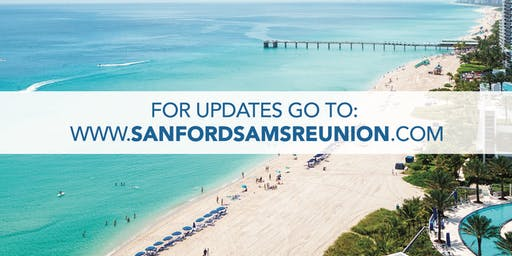 Sanford Sams 2019 South Florida Family Reunion-Adult Full Payment