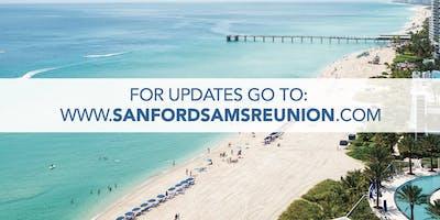 Sanford Sams 2019 South Florida Family Reunion-Adult Deposit