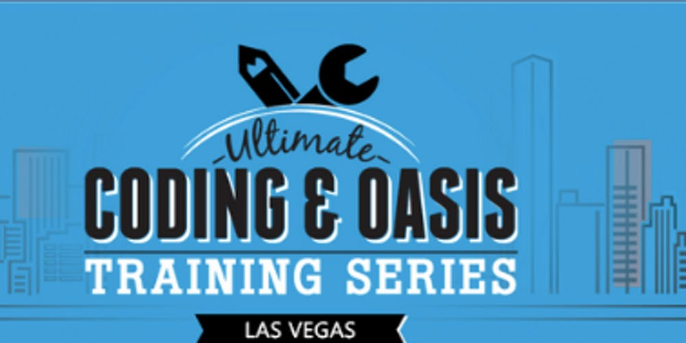 Ultimate Coding Oasis Training Series Las Vegas Blr Tickets