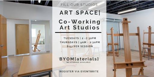 Art Space | Co-Working Art Studios