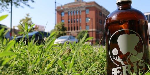 ERIS Brewery Tour