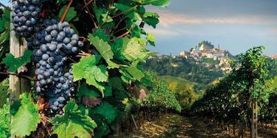 Eventi Di-Vini autunno 2018, Dalle Coste del Sesia alle Langhe un solo vitigno: il Nebbiolo