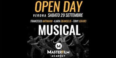 Open Day a Verona - Scuola Di Musical