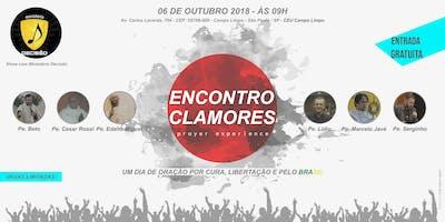 ENCONTRO CLAMORES - Prayer experience