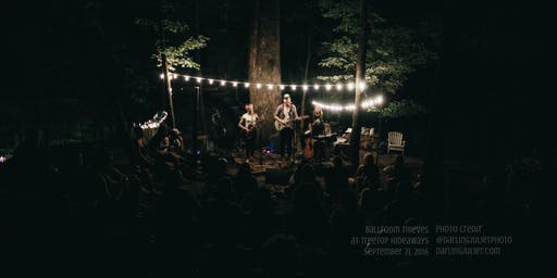 3rd Annual S'mores and Songwriters at Treetop Hideaways