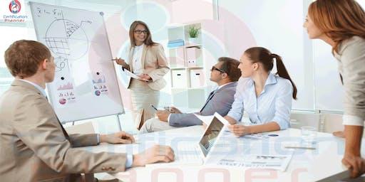 Certified Associate in Project Management (CAPM) 4-days Classroom in Casper