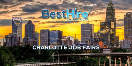 Charlotte Job Fair August 8, 2019 - Hiring Events & Career Fairs in Charlotte, NC