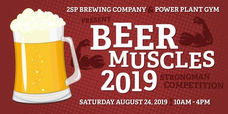 Beer Muscles 2019 tickets
