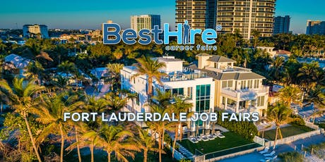 Fort Lauderdale Job Fair September 19, 2019 - Hiring Events & Career Fairs in Fort Lauderdale, FL  tickets