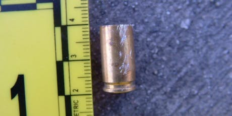 Forensic Workshop: Ammunition, Bullets, and Casings--The ABCs of Ballistics tickets