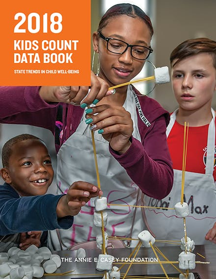 2018 KIDS COUNT Data Book Briefing