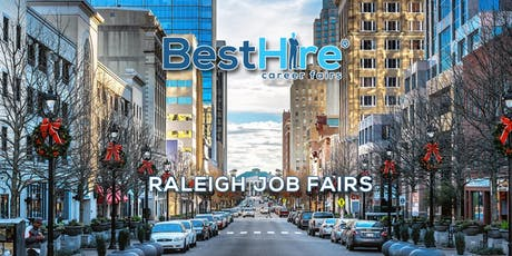 Raleigh Job Fair August 15, 2019 - Hiring Events & Career Fairs in Raleigh, NC  tickets