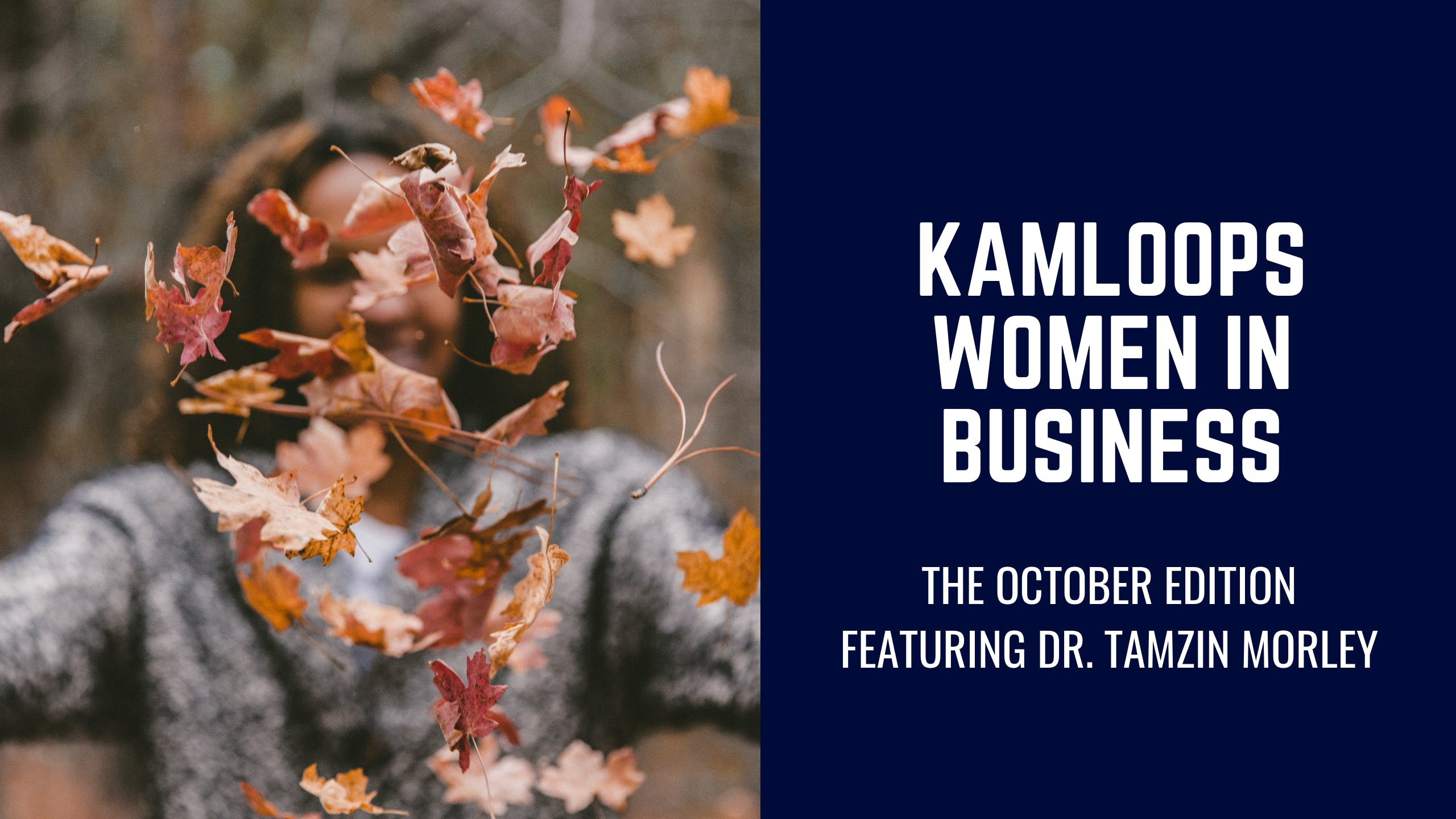 Kamloops Women in Business: October Edition