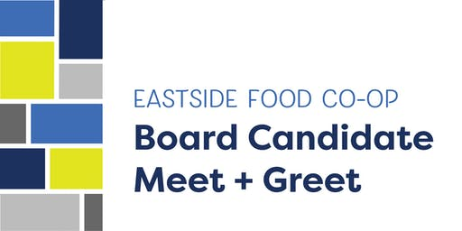 Bloomington mn musical meet and greet events eventbrite eastside food co op board candidate meet greet m4hsunfo